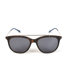 Prada Sport Mens Brown 02TS Sunglasses