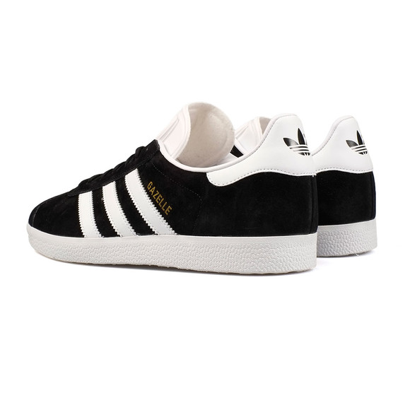 adidas Originals Mens Black Gazelle Trainer main image