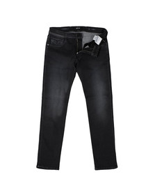 Replay Mens Black Hyperflex Stretch Denim