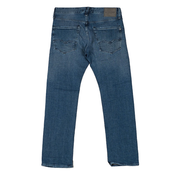 Replay Mens Blue Waitom Jean main image
