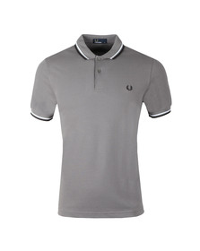 Mens  Twin Tipped Polo Shirt