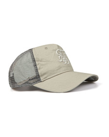 Sik Silk Mens Grey X Starter Crinkle Chino Trucker
