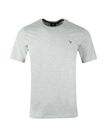 Paul Smith Mens Grey Zebra SS Tee