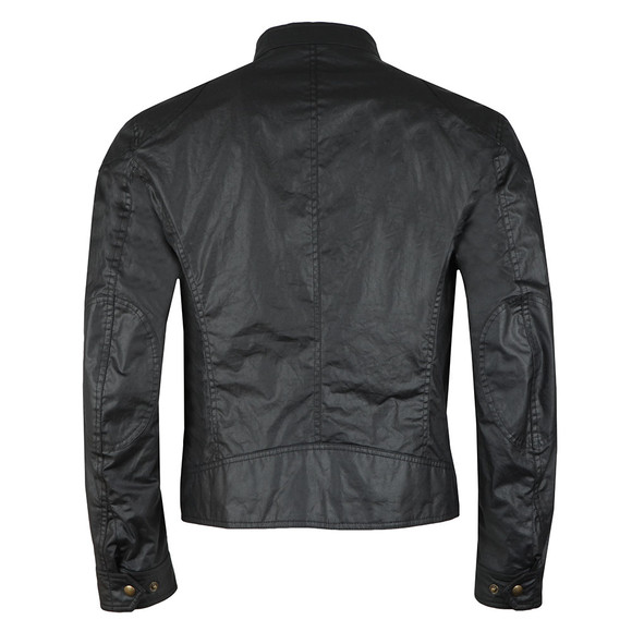 Belstaff Mens Blue Kelland Wax Blouson main image