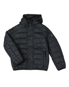 Belstaff Boys Blue Holland Padded Coat