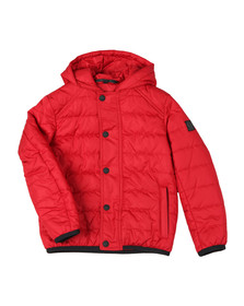 Belstaff Boys Red Holland Padded Coat