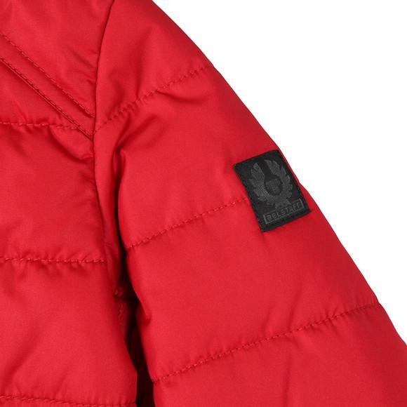 Belstaff Boys Red Holland Padded Coat