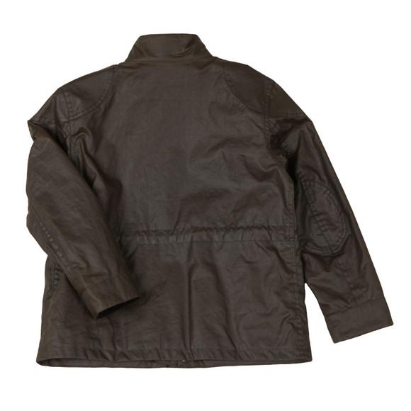Belstaff Boys Green Roadmaster Jacket main image