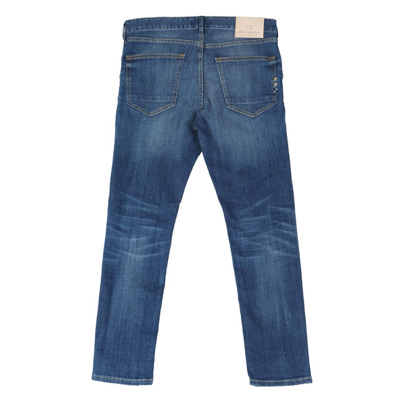 Scotch & Soda Mens Blue Skim Jean  main image