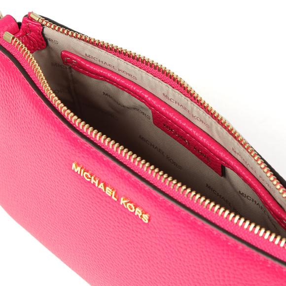 Michael Kors Womens Pink Mid Chain Pouchette main image