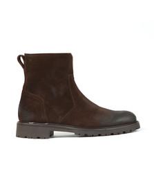 Belstaff Mens Brown Attwell Boots