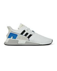Adidas Originals Mens White EQT Cushion ADV Trainer