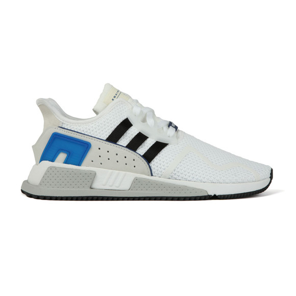 adidas Originals Mens White EQT Cushion ADV Trainer main image