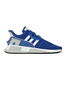 Adidas Originals Mens Blue EQT Cushion ADV Trainer