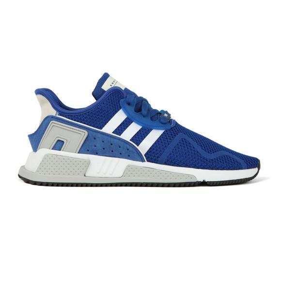 Adidas Originals Mens Blue EQT Cushion ADV Trainer main image