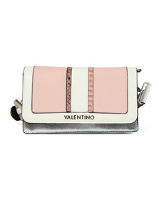 Valentino by Mario Womens Multicoloured Wasabi Satchel