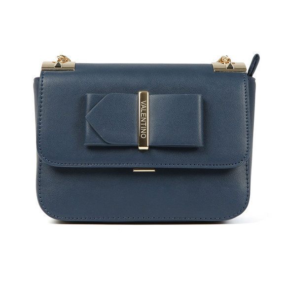 Valentino by Mario Womens Blue Randa Satchel main image