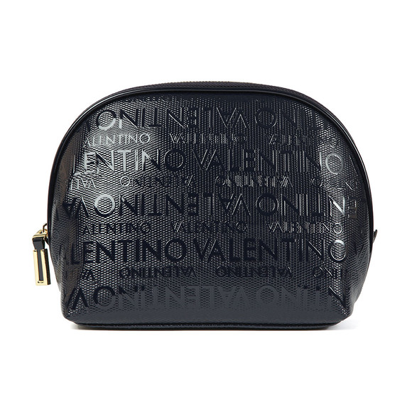 Valentino by Mario Womens Blue Clove Soft Cosmetic Case  main image