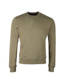 Belstaff Mens Green Jefferson Sweatshirt