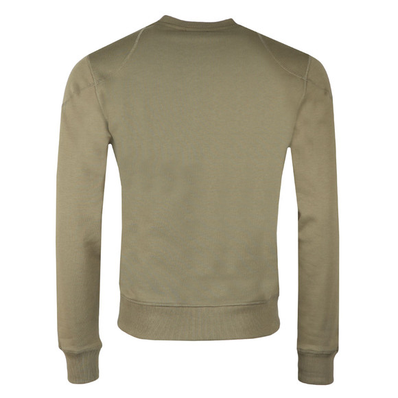 Belstaff Mens Green Jefferson Sweatshirt main image