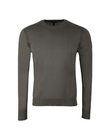 Belstaff Mens Grey Selworthy Jumper