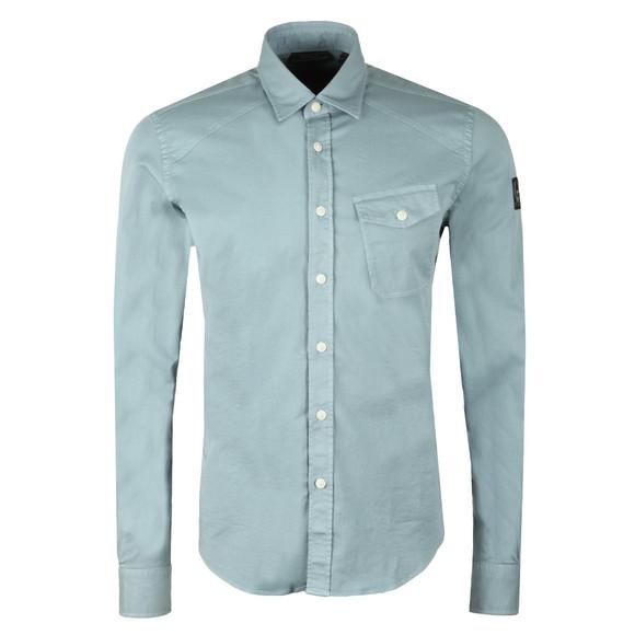 Belstaff Mens Blue Steadway Shirt main image