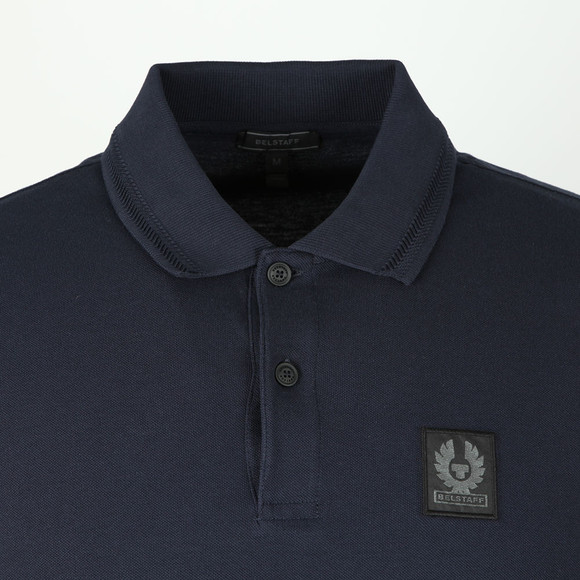 Belstaff Mens Blue Stannett Polo Shirt main image