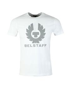 Belstaff Mens White Cranstone T Shirt