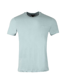 Belstaff Mens Blue Thom T Shirt