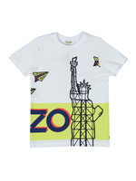 New York Print T Shirt