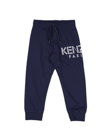Kenzo Kids Boys Blue Side Logo Joggers