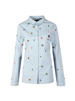 Madison Embroidered Shirt