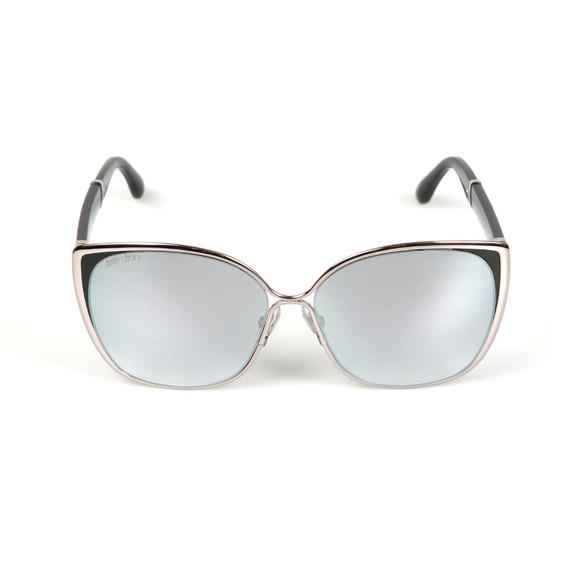 Jimmy Choo Womens Silver Maty Sunglasses main image