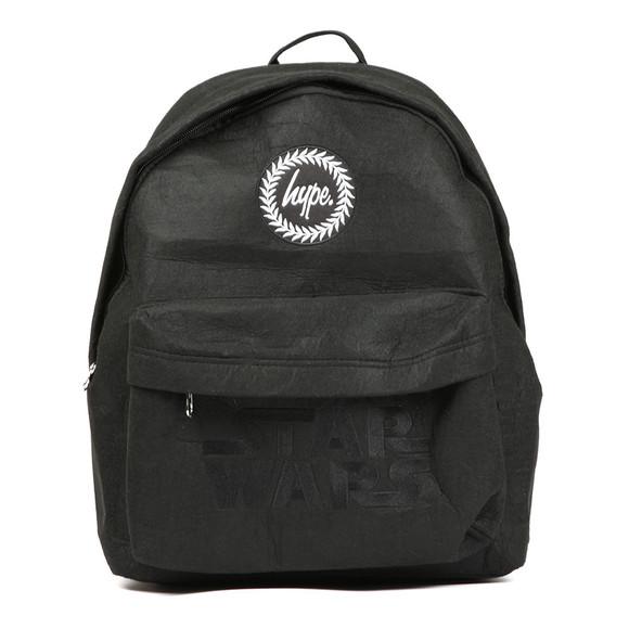 Hype Mens Black Star Wars Backpack main image