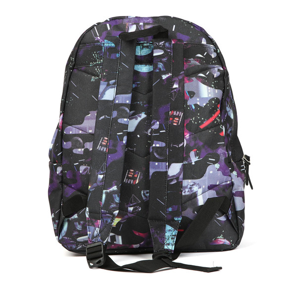 Hype Mens Purple Star Wars Darkside Camo Backpack main image