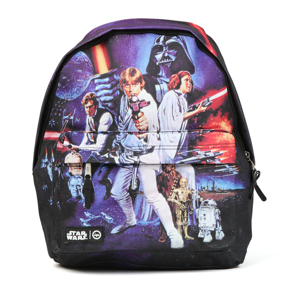 Hype Mens Multicoloured Star Wars A New Hope Backpack main image