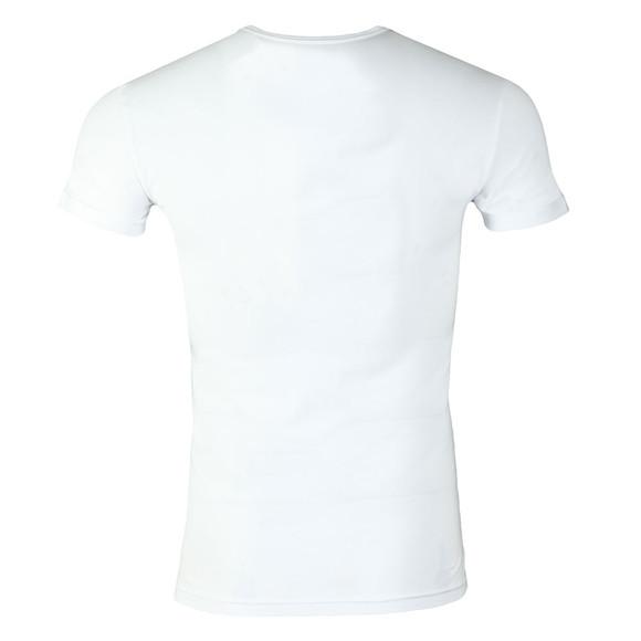 Emporio Armani Mens White S/S Crew Neck T-Shirt main image