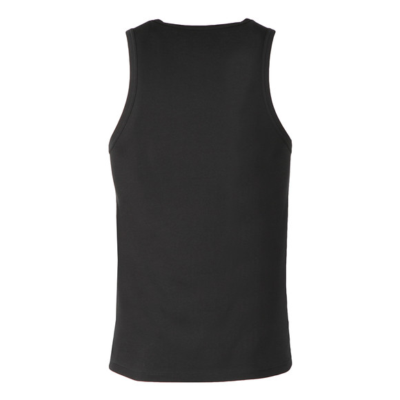 Emporio Armani Mens Black Emporio Armani Underwear Chest Logo Vest main image