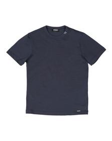Diesel Boys Blue Boys Tocle T Shirt