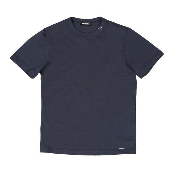 Diesel Boys Blue Boys Tocle T Shirt main image