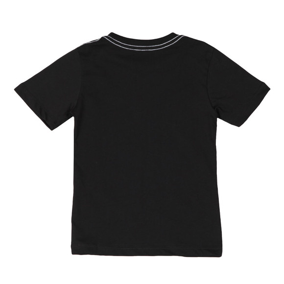 Diesel Boys Black Man T Shirt main image