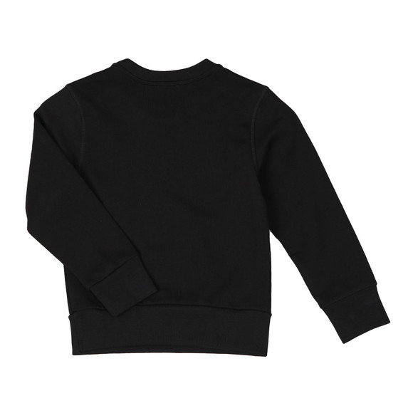 Diesel Boys Black Man Sweatshirt main image