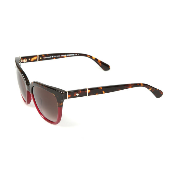 Kate Spade Womens Red Kahli Sunglasses main image
