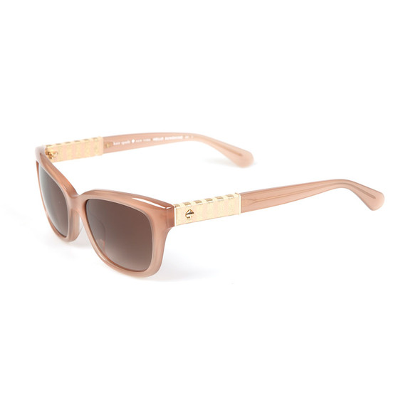 Kate Spade Womens Beige Johanna Sunglasses main image