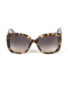 Kate Spade Womens Brown Krystalyn Sunglasses