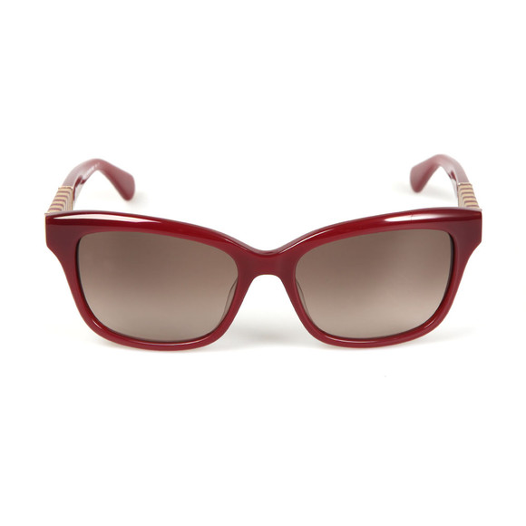 Kate Spade Womens Red Johanna Sunglasses main image