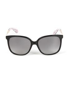 Kate Spade Womens Black Mackenzee Sunglasses