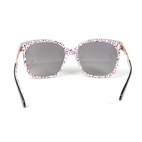 Kate Spade Womens Black Mackenzee Sunglasses main image