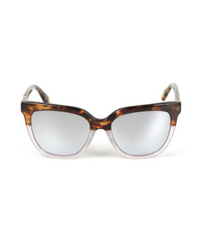 Kate Spade Womens Brown Kahli Sunglasses