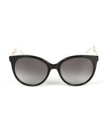 Kate Spade Womens Black Amaya Sunglasses